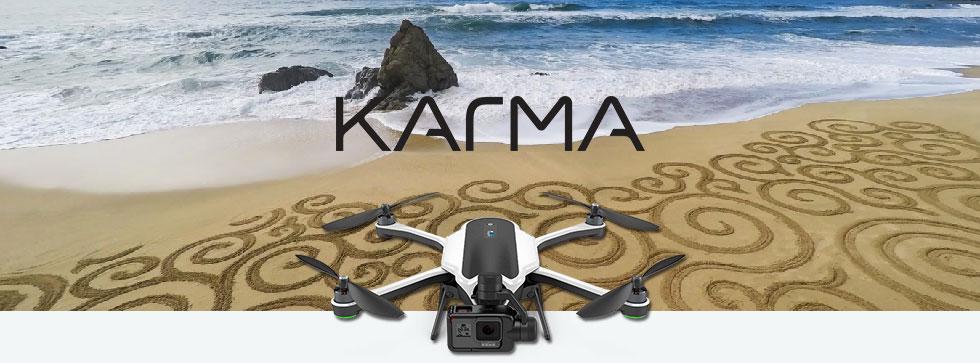 Découvrez le GoPro Karma