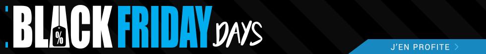 Black Friday Days chez LCE : du 24 au 27 novembres 2017