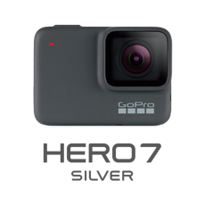 Camera HERO7 Silver