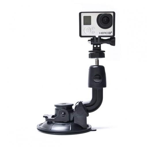 XSuction - Ventouse articulée pour GoPro