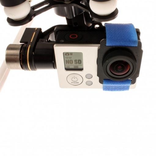 XStrap - Strap Rouge pour nacelle GoPro et Feiyu