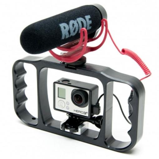Micro Rode avec GoPro