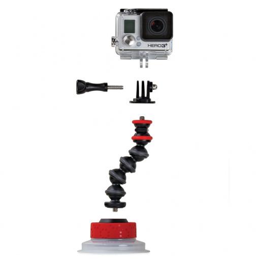 Ventouse anti-vibration JOBY pour GoPro