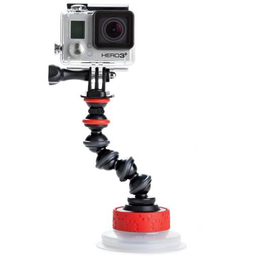 Ventouse et bras articulé JOBY pour GoPro