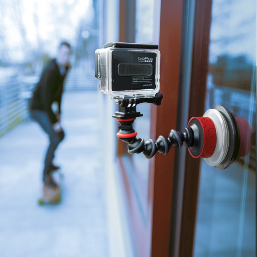 JOBY Suction Cup & Gorilla Arm