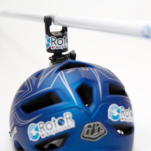 RotoR Consumer V2  fixation casque rotative pour GoPro