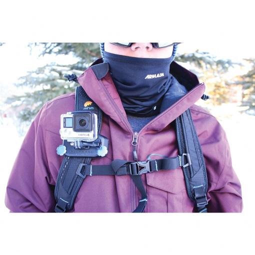 PolarPro StrapMount pour sac à dos
