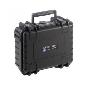 Valise B&W Outdoor Case 500 Noire SI