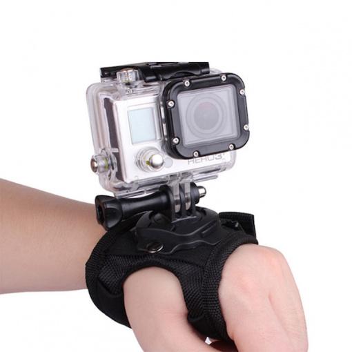 Fixation pour la main LCE 360°