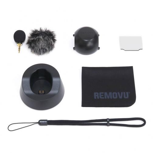 Kit accessoires pour Removu K1
