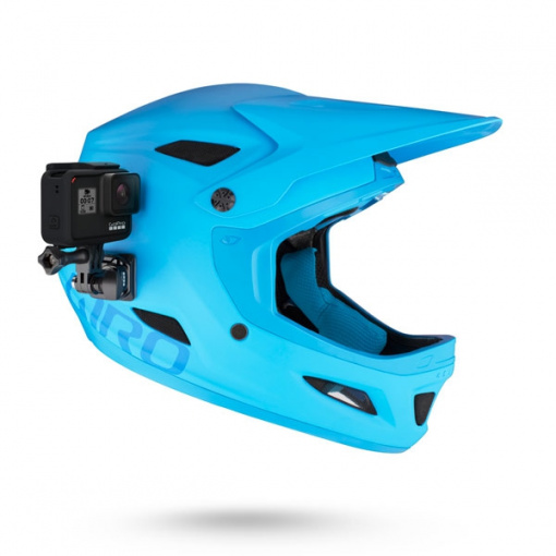 Kit fixation casque GoPro frontale + latérale