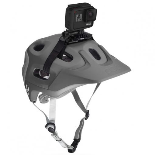 Fixation GoPro pour casque Ventilé / Ski / VTT