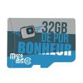 Carte MicroSD 32Go - La Caméra Embarquée