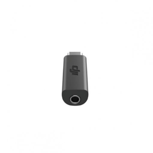 Adaptateur de micro 3,5mm pour Osmo Pocket