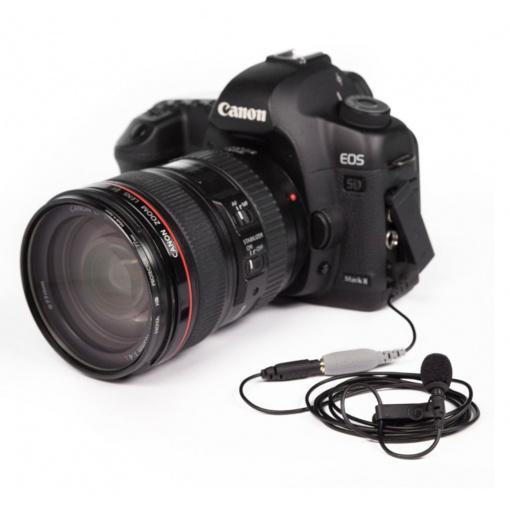 Micro Lavalier RODE SmartLav+ GoPro/Caméra