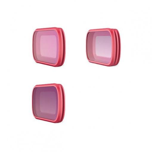 Pack de 3 filtres Pro (CPL/ND) - Osmo Pocket
