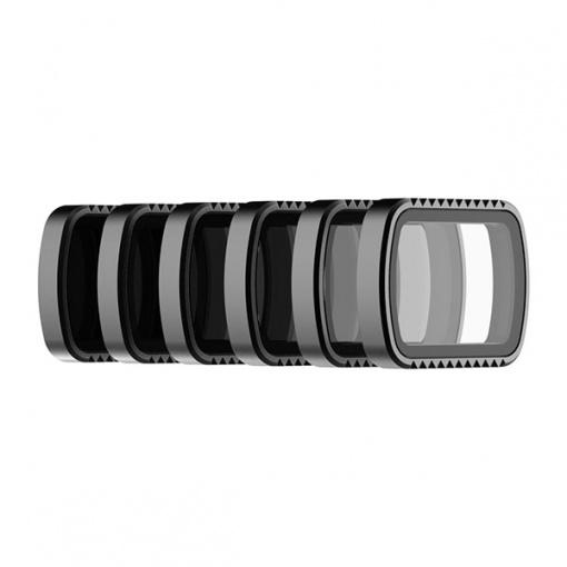 Pack de 6 filtres ND/PL PolarPro - Osmo Pocket