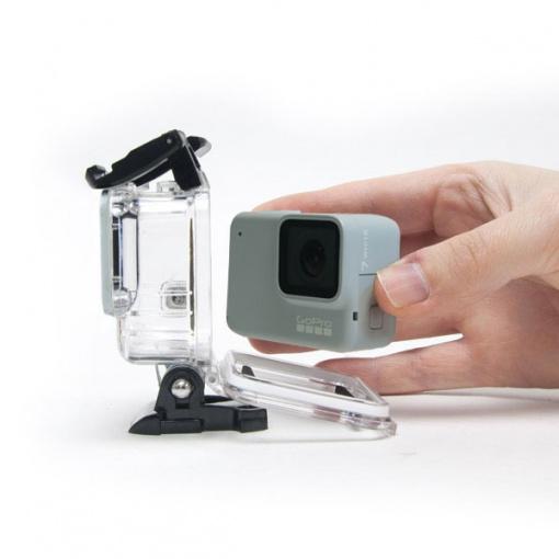 Caisson Plongée EasyFit - HERO7 White/Silver