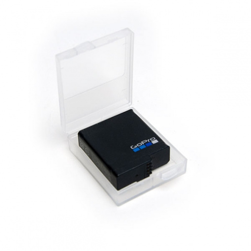 Boîte de protection pour batterie GoPro