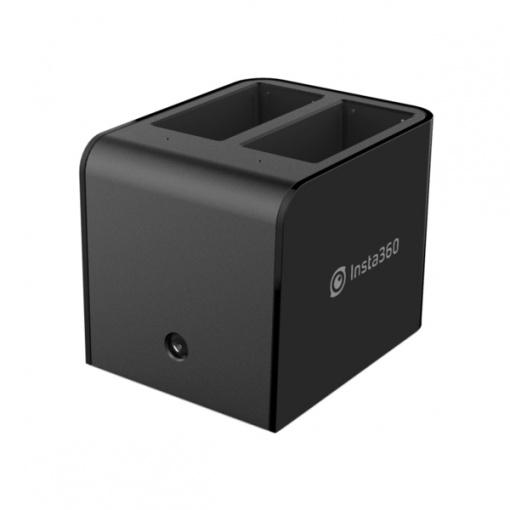 Chargeur double pour Insta360 Pro et Pro 2