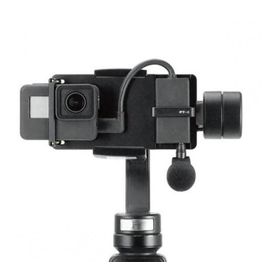 Adaptateur GoPro - stabilisateur smartphone