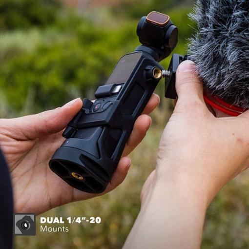 PolarPro Harnais tr/épied WiFi pour Osmo Pocket