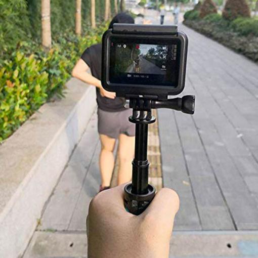 Perche avec mini-trépied pour GoPro