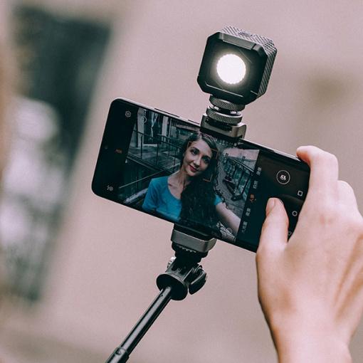 Perche vlogging pour smartphone