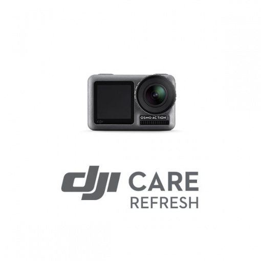 DJI Care Refresh pour Osmo Action