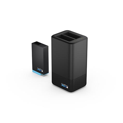 Dual Chargeur et Batterie pour GoPro MAX