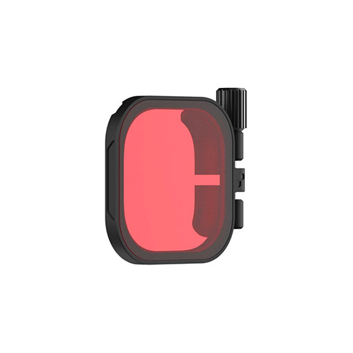 Filtre Rouge PolarPro HERO8 Black