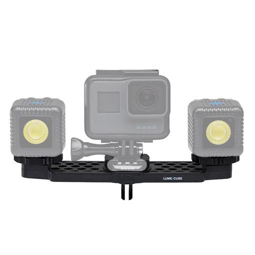 Platine de fixation Lume Cube pour GoPro