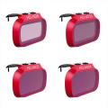 Pack de 4 filtres ND PGY Pro - DJI Mavic Mini & Mini 2