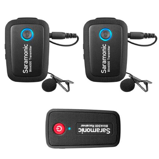 Micro Sans Fil Blink500 B2 - Saramonic