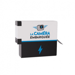 Batterie LCE pour GoPro HERO8/7/6/5