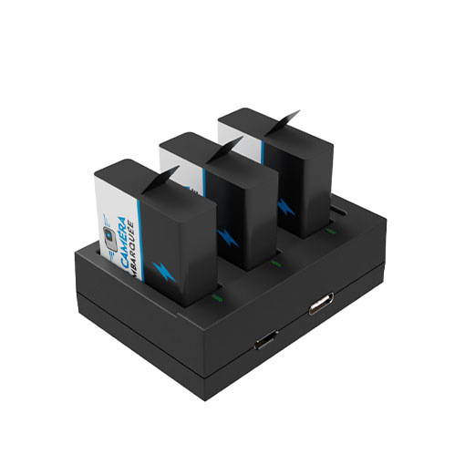 Maxi PowerPack LCE pour GoPro HERO8/7/6/5