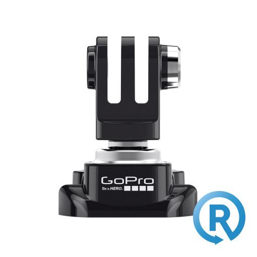 REFURB Embase à rotule GoPro