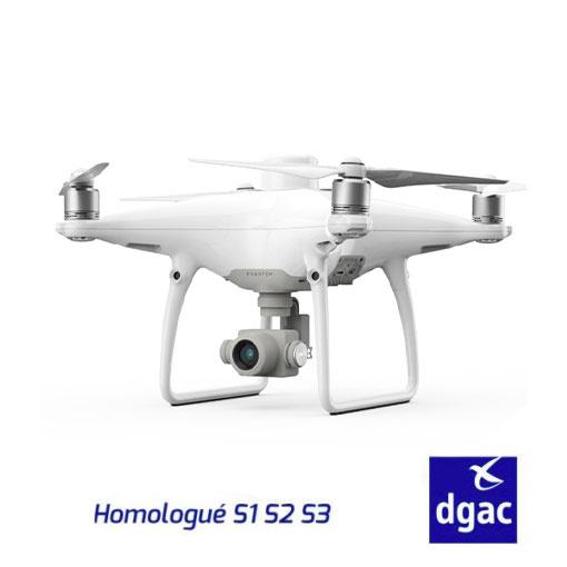 DJI Phantom 4 RTK homologué S1,S2,S3