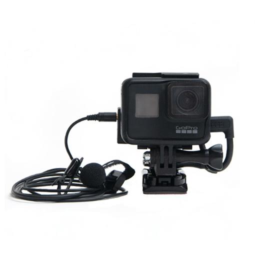 Pack Vlog Moto pour GoPro HERO5/6/7/8 Black