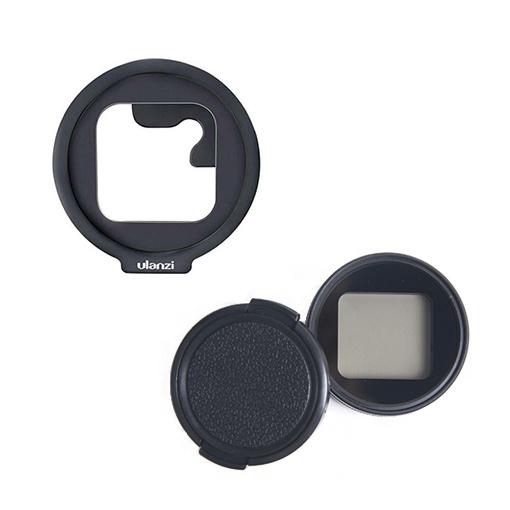Pack adaptateur et filtre 52 mm pour GoPro HERO8 Black