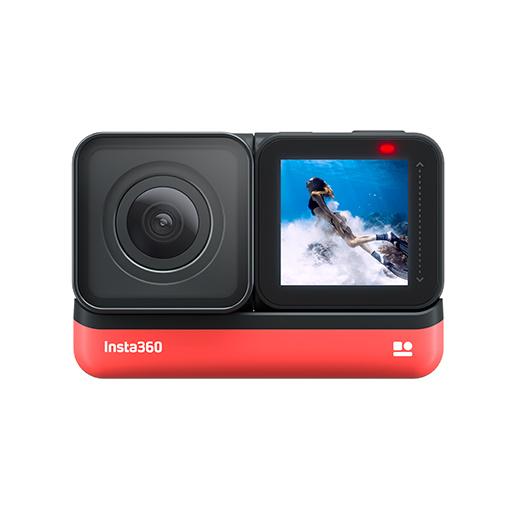 Caméra Insta360 One R 4K Edition