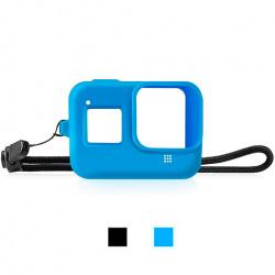 Bumper Cover pour GoPro HERO8 Black Couleur-Noir