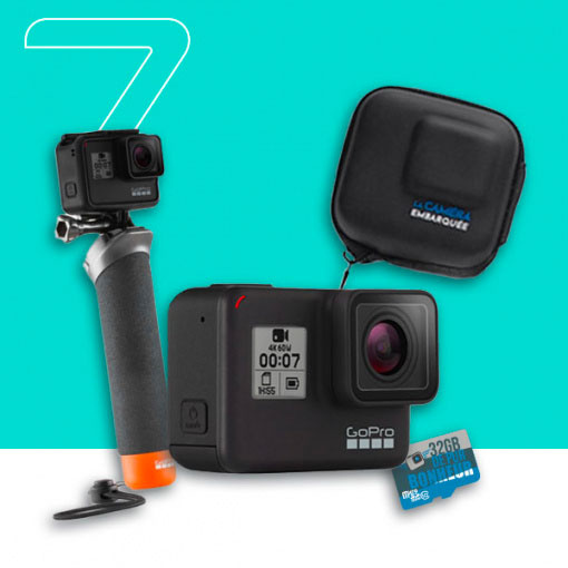 Pack GoPro HERO7 Black - Water Basic