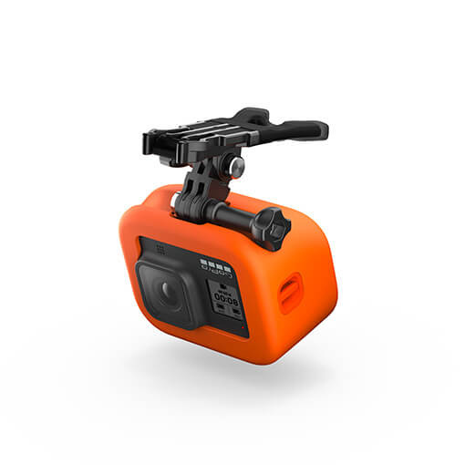 GoPro Floaty & Fixation bouche - HERO8 Black