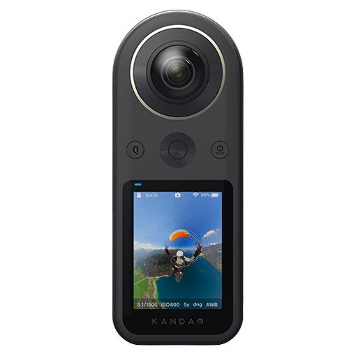 GooCam 8K VR 360 - Kandao
