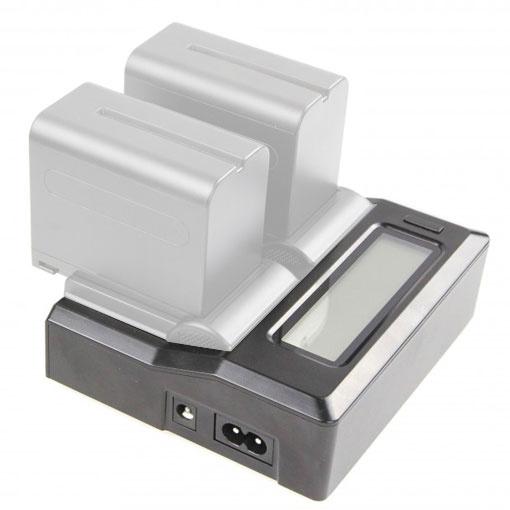 Chargeur double batterie pour hybrides - Starblitz