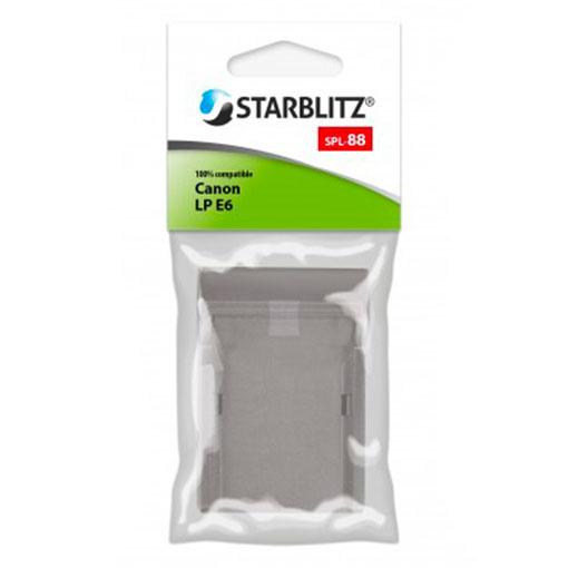 Plaque de charge pour batterie LP E6+ et E6N Canon - Starblitz