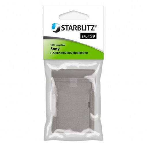 Plaque de charge pour batterie SB-F550 & SB-F9XX - Starblitz