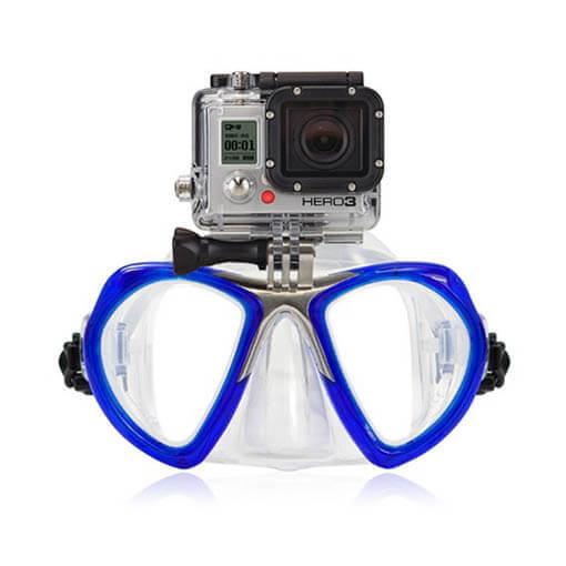 Masque de plongée pour GoPro