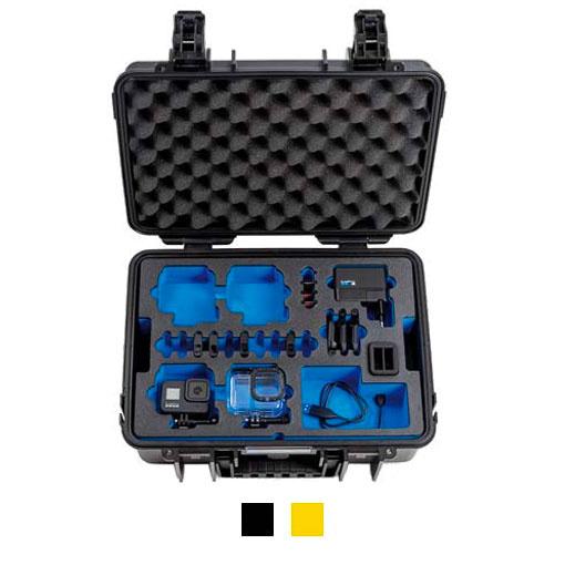 Valise case 4000 pour GoPro HERO8 - B&W